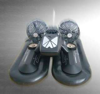 Futuristic Multifunctional RC Hovercraft R/C Air Powered Boat