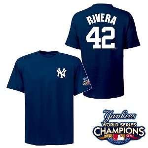 New York Yankees Mariano Rivera 2009 World Series