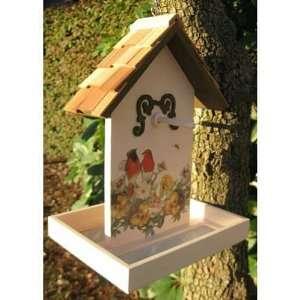 and Pansies Hanging Fruit Wild Bird Feeder Patio, Lawn & Garden