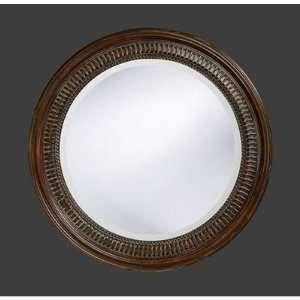 Howard Elliott Monmouth Round Wall Mirror 2172