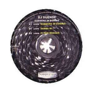 DJ DUENDE / GABBERS IN DOMINE: DJ DUENDE: Music