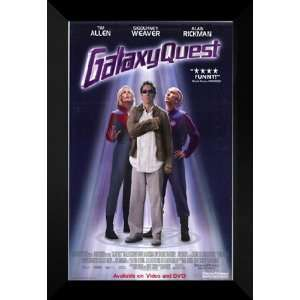 Galaxy Quest 27x40 FRAMED Movie Poster   Style C   1999