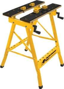 NEW Folding Work Bench Multi Purpose Portable Project Table Cutting