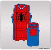 Officially Licensed Marvel Spider Man Spidey Symbol Jersey Tank Top S