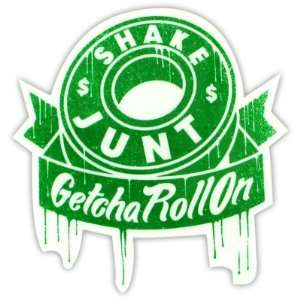 Shake Junt Getcha Roll On Sticker:  Sports & Outdoors