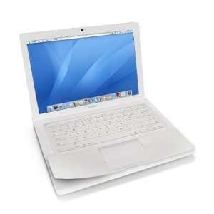 White Preprint Silicone Keyboard Cover for Aluminum