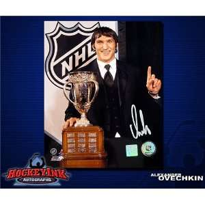 Alexander Ovechkin Washington Capitals Autographed/Hand
