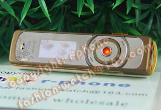 New NOKIA 7380 Mobile Cell Phone Camera  Gold Unlcok