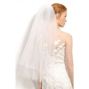 Nina Bridal Kate Veil Ivory for Brides Wedding Dress  Two