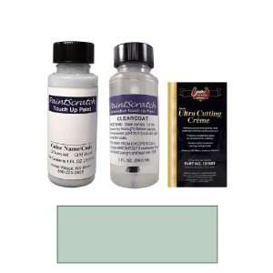 Oz. Green Silver Pearl Metallic Paint Bottle Kit for 1995 Toyota