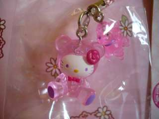 Sanrio Hello Kitty Bear & Dog Mobile Cell Phone Strap