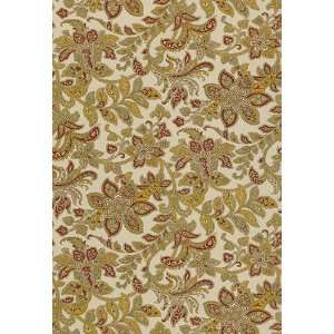 : Corsini Paisley Patina by F Schumacher Wallpaper: Home Improvement
