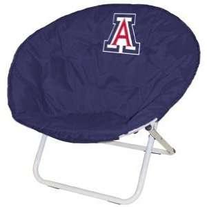 Arizona Wildcats Sphere Chair NCAA College Athletics Sports Team Fan