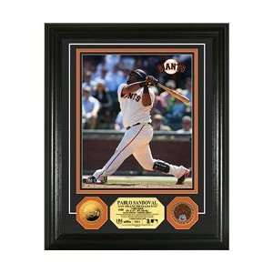 Highland Mint San Francisco Giants Pablo Sandoval 24KT