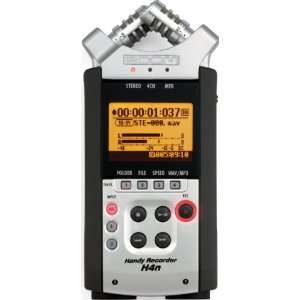 Zoom H4n 4 Track Digital Recorder Electronics