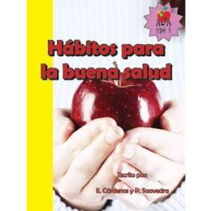 Habitos para la buena salud (Healthy Habits) Book, Spanish, Set of 6