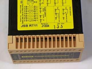 JOKAB SAFETY JSB RT11 Safety Relay 24VDC  NEW