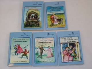 Laura Ingalls Wilder COMPLETE SET LITTLE HOUSE BOOKS Box Set |