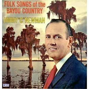 folk songs of the bayou country (STETSON 3013  LP vinyl