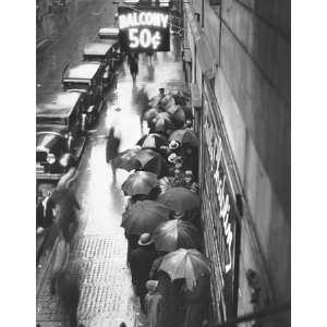 Moviegoers Chaplins City Lights