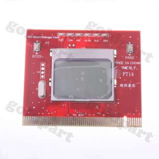 PC PCI Diagnostic Debug Test Card for Desktop Motherboard repair