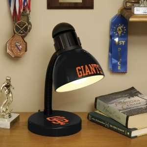 SAN FRANCISCO GIANTS Team Logo DESK LAMP (14.5 Tall x 6 Wide) with