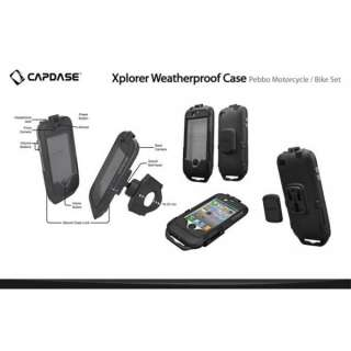 Weather Waterproof Case Motorcycle Mount for iPhone 4 / 4S