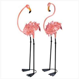 HUGE PINK FLAMINGO SWIMMING POOL PARTY YARD ART DECOR
