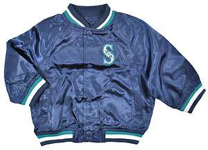 Mariners Toddler Boys Baseball Light Jacket 2T 3T 4T 439SM