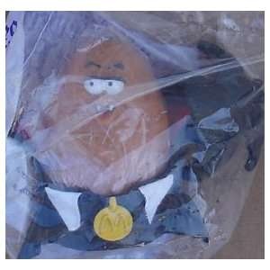 Vampire Halloween McNugget Buddy 1992 McDonald`s Kids Meal