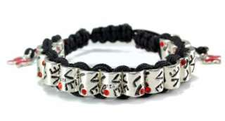 ALOV Valentine love bracelet set Diamond silver charm bead Shamballa