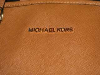 NEW W/ TAG MICHAEL KORS JET SET TRAVEL TOTE HANDBAG   $278