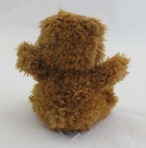 Aurora Plush Brown Teddy Bear Stuffed Animal Toy NEW