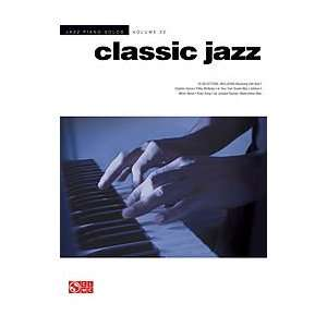 Classic Jazz Musical Instruments