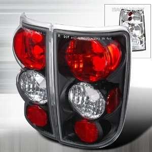 CHEVY BLAZER/ GMC JIMMY/ENVOY BLACK HOUSING TAIL LIGHTS Automotive