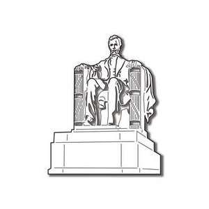 Washington DC   Laser Cut   Lincoln Memorial Arts, Crafts & Sewing