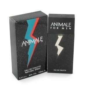 ANIMALE cologne for men by Paralux Fragrances, 3.4 oz EDT