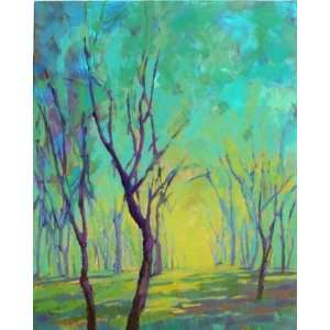 Colors of Spring 6, Original Painting, Home Decor