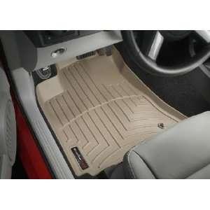 Chrysler 300 Tan WeatherTech Floor Liner (Full Set) [Rear Wheel Drive
