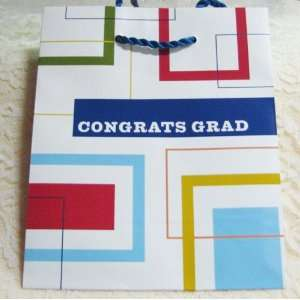 Hallmark Graduation Small Congrats Grad Gift Bag