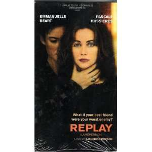Replay (La Repetition) VHS