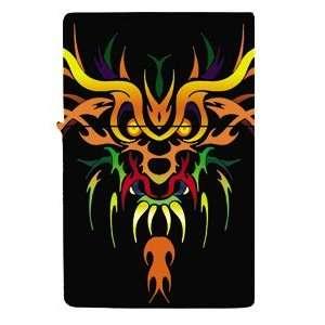 Tribal Dragon Refillable Metal Lighter ZP 0576