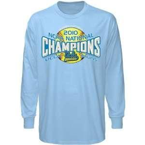 UCLA Bruins True Blue 2010 NCAA Division I Womens Softball National