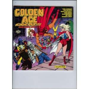GOLDEN AGE GREATS Volume One / #1 Bill, Ed Black Books