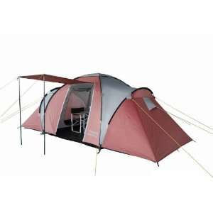 Camping Equipment TAURUS 6 Person Family Camping Dome Tent