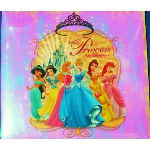 Walt Disney World ~ Princess ~ 12x12 Scrapbook Kit