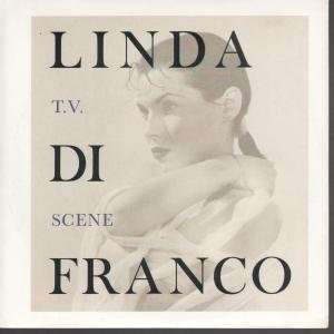 TV SCENE 7 INCH (7 VINYL 45) UK WEA 1985: LINDA DI FRANCO