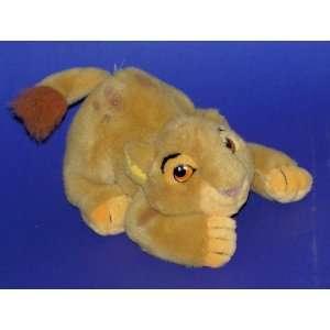 Plush Crouching Baby Simba 9 Toys & Games