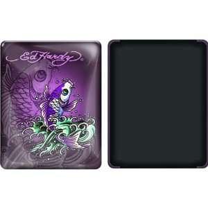 Ed Hardy IP10A07 Koi Fish Glossy Hard Case for iPad