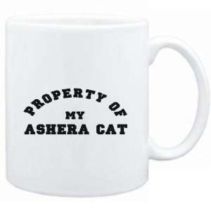 Mug White  PROPERTY OF MY Ashera  Cats  Sports